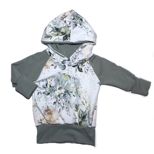Leafy Greens Grow With Me Hoodie