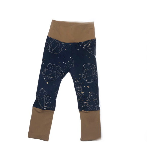 Galaxy Grow With Me Leggings