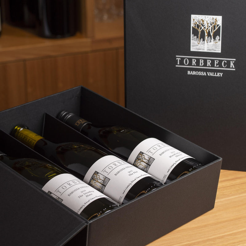 Torbreck Shiraz Collection