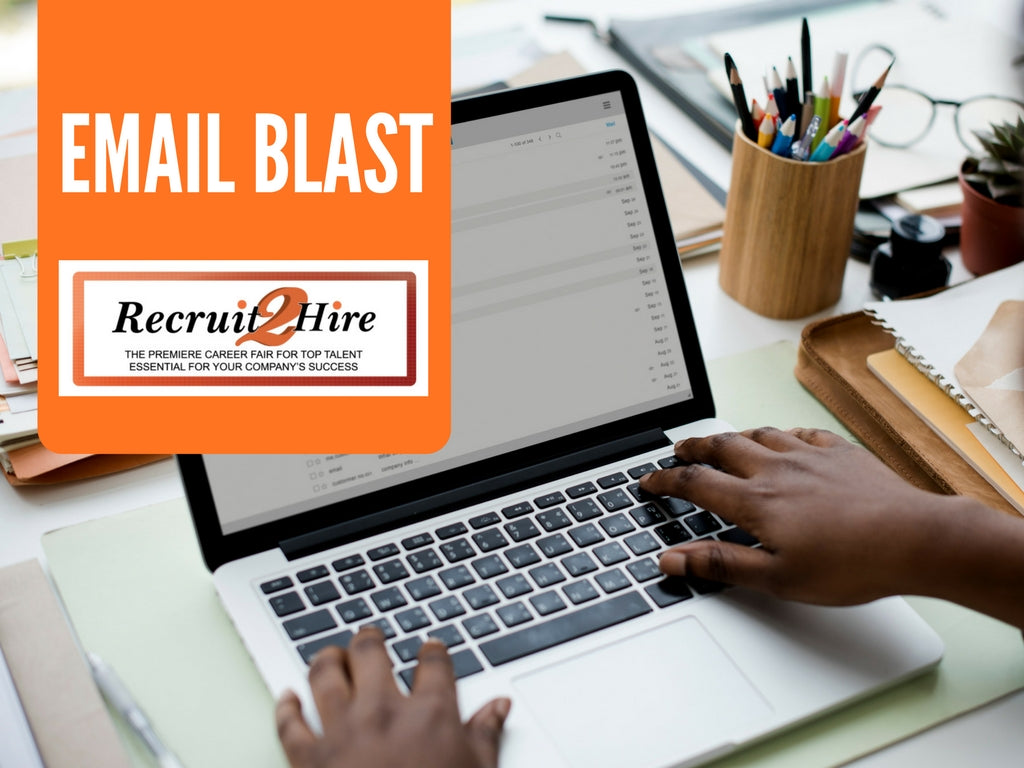 Email Blast to Newsletter Subscribers (EMPLOYERS)
