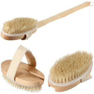 Skin Smoothing Dry Brush, Dry Brush - Goddess Body Co.