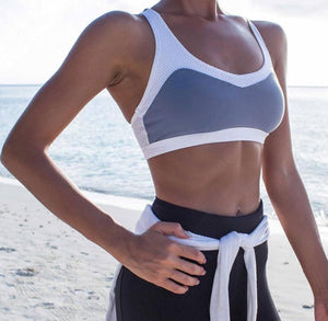 High Impact Sport Bra, Sports Bras - Goddess Body Co.