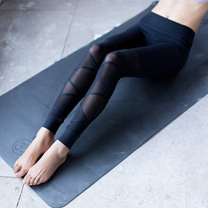 infinity Turnout Legging,  - Goddess Body Co.