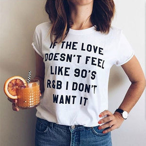 R&B Love, T-Shirts - Goddess Body Co.