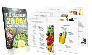 28-Day Clean Eating Plan, Fitness - Goddess Body Co.