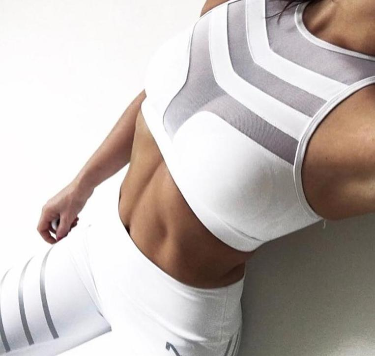 Hot Headed Crop Top, Tank Tops - Goddess Body Co.