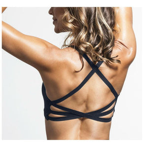 The Tiffany Active Bra, Apparel - Goddess Body Co.