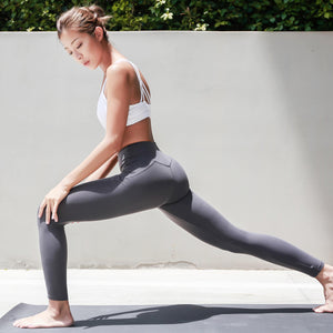 Serafina - Control Top Legging, Yoga Pants - Goddess Body Co.