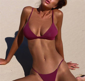 The Maralin Bikini | 4 Colors, Swimwear - Goddess Body Co.