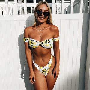 Lemon Cello, Bikinis Set - Goddess Body Co.