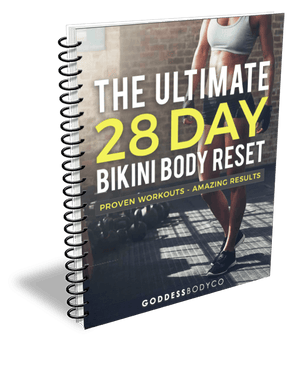 28-Day Fitness Challenge, Fitness - Goddess Body Co.