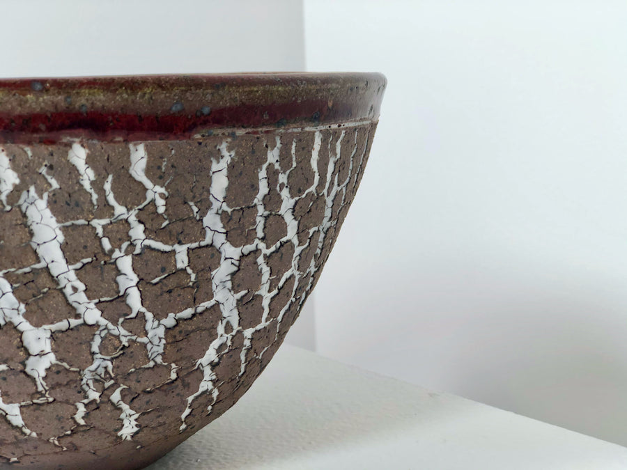 Crickhollow Pottery: Fruit Bowl