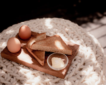 Hasa: Egg and Toast Board