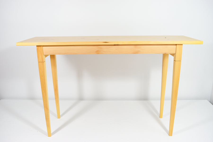 Alfred Buchinger: Flat Pack Hall Table