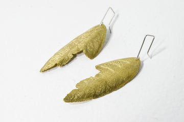 Tanja Von Behrens: Forest Floor Earrings