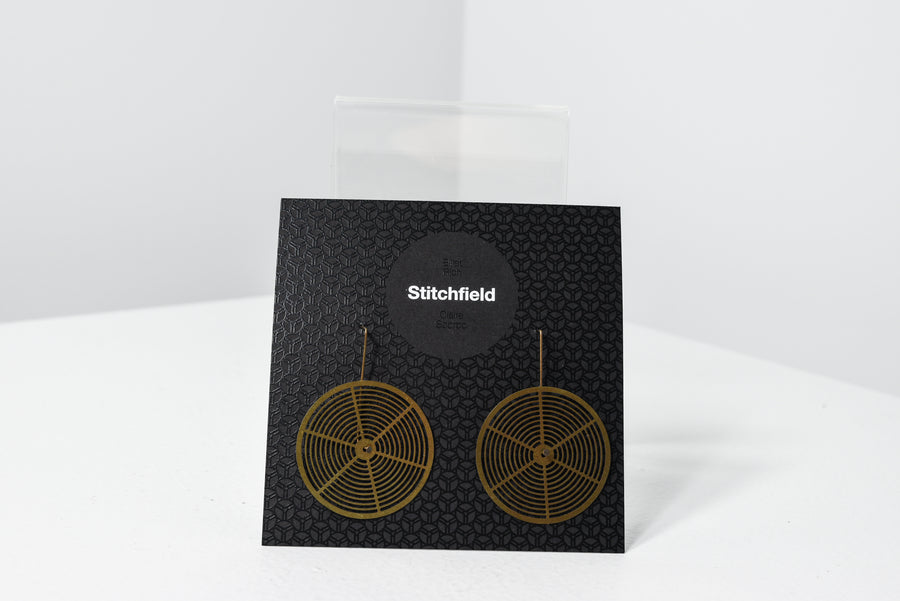 Stitchfield: Earrings