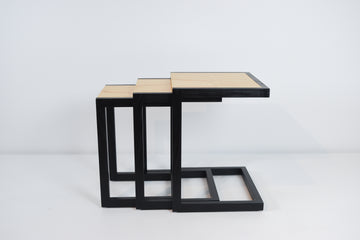 Alan Livermore: Nesting Tables