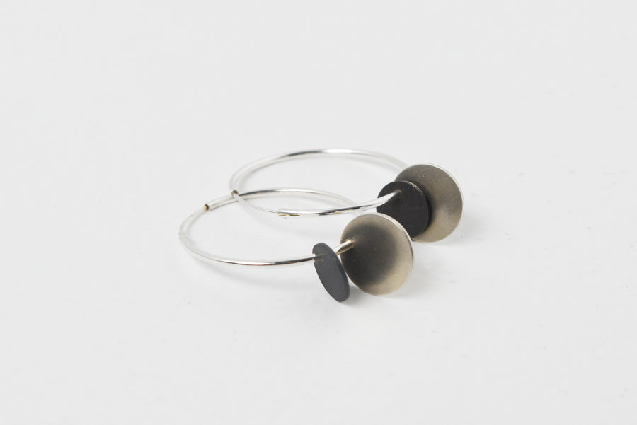 Diane Allison: Eclipse Earrings