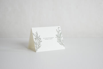 Flywheel : Letterpress Christmas Greeting Cards