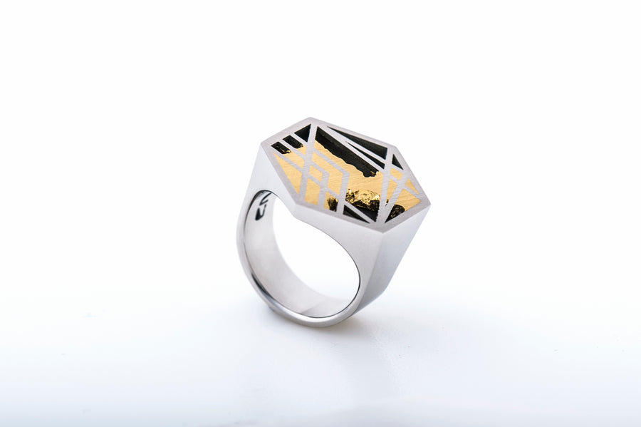 Carl Noonan: Interlace Series Rings