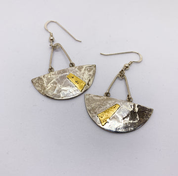 Gavin MacSporran: 'Urban Chic' Earrings