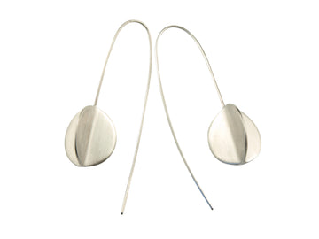 Janine Combes: Native Hop Pod Earrings