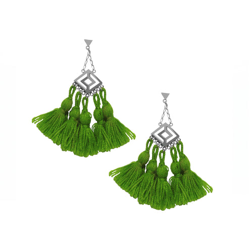 Bohemia earrings.