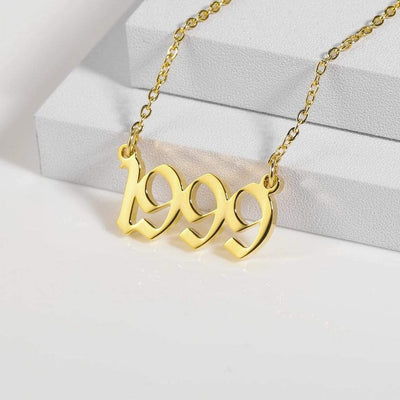 Established in the 90's Necklace