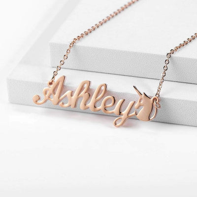 Unicorn Name Necklace