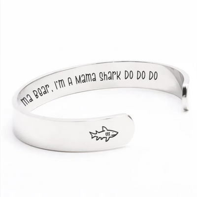 Encoreusa Forget Mama Bear Bangle