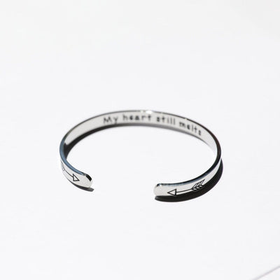 Encoreusa Heart Bangle