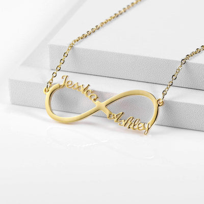 Love Knows No Limits Necklace