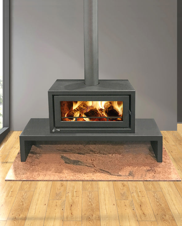 Kemlan C900 freestanding wood heater