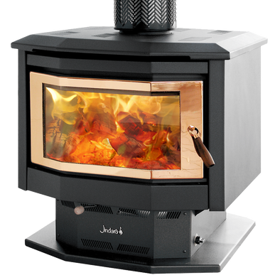 Jindara Outback Duplicity double sided wood heater