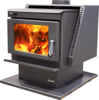 Jindara Outback Sturt freestanding wood heater