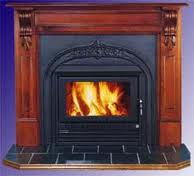 HeatCharm I600 Port Phillip Victorian insert wood heater