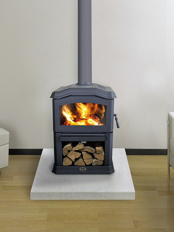 Kemlan C24 freestanding wood heater
