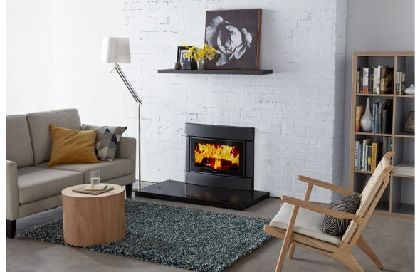 Clean Air Small Insert wood heater