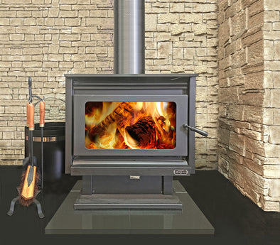 Kemlan Super Nova freestanding wood heater