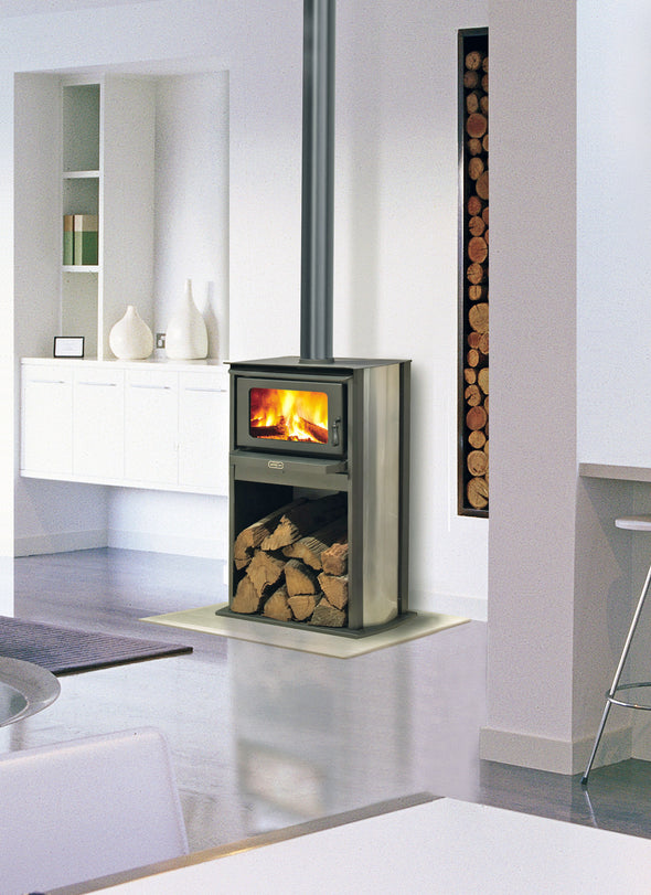 Kemlan Tempo freestanding wood heater