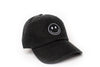 Black Smiley Face Hat