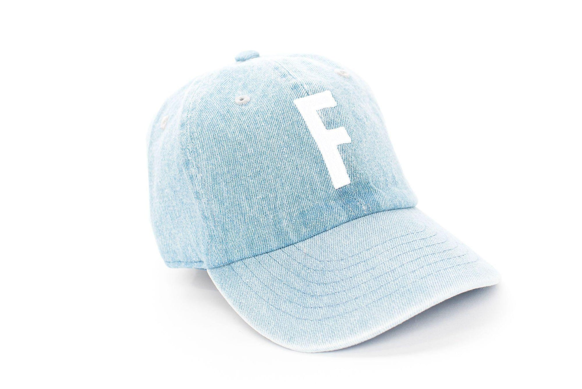 Denim Baseball Hats