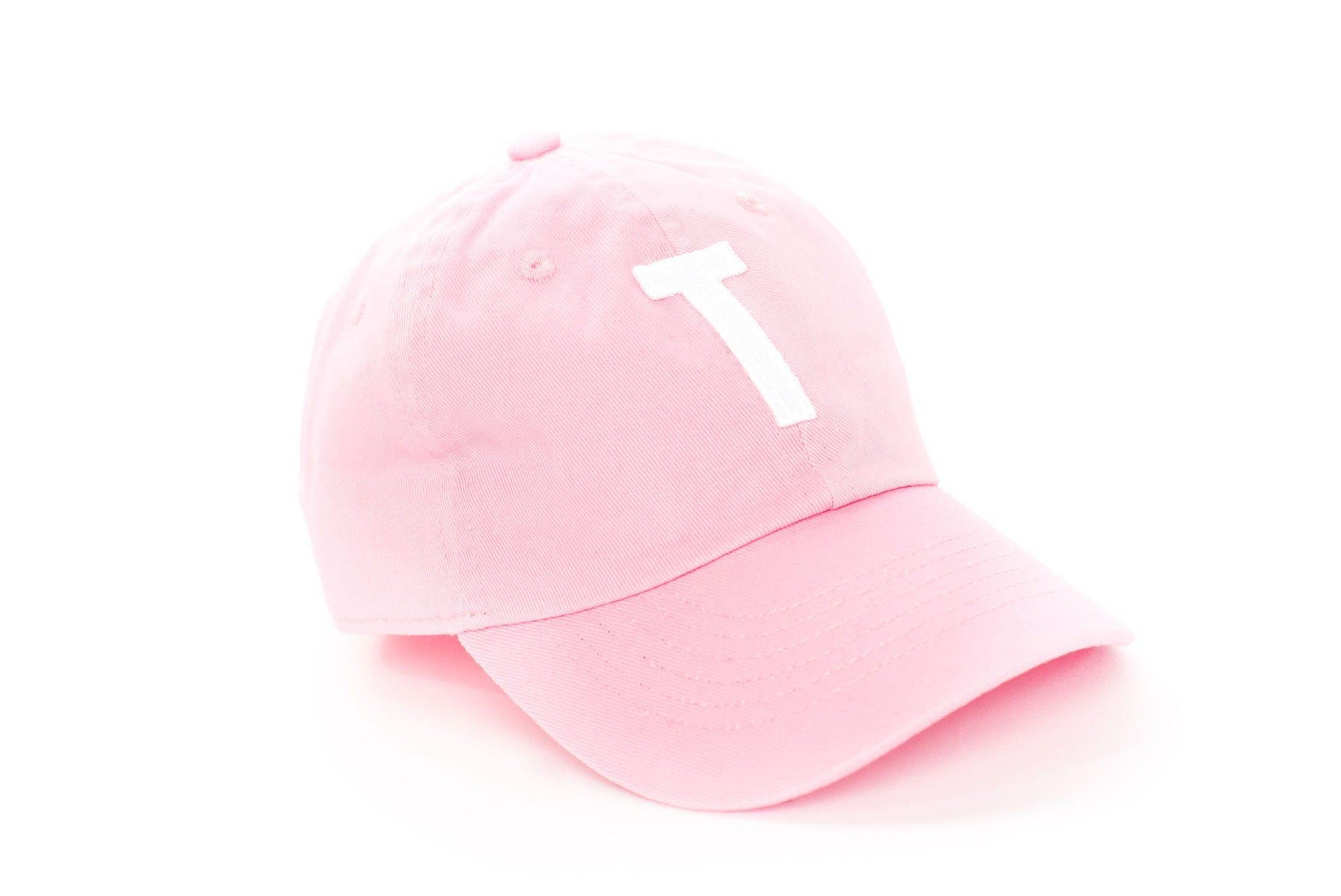 Light Pink Baseball Hat