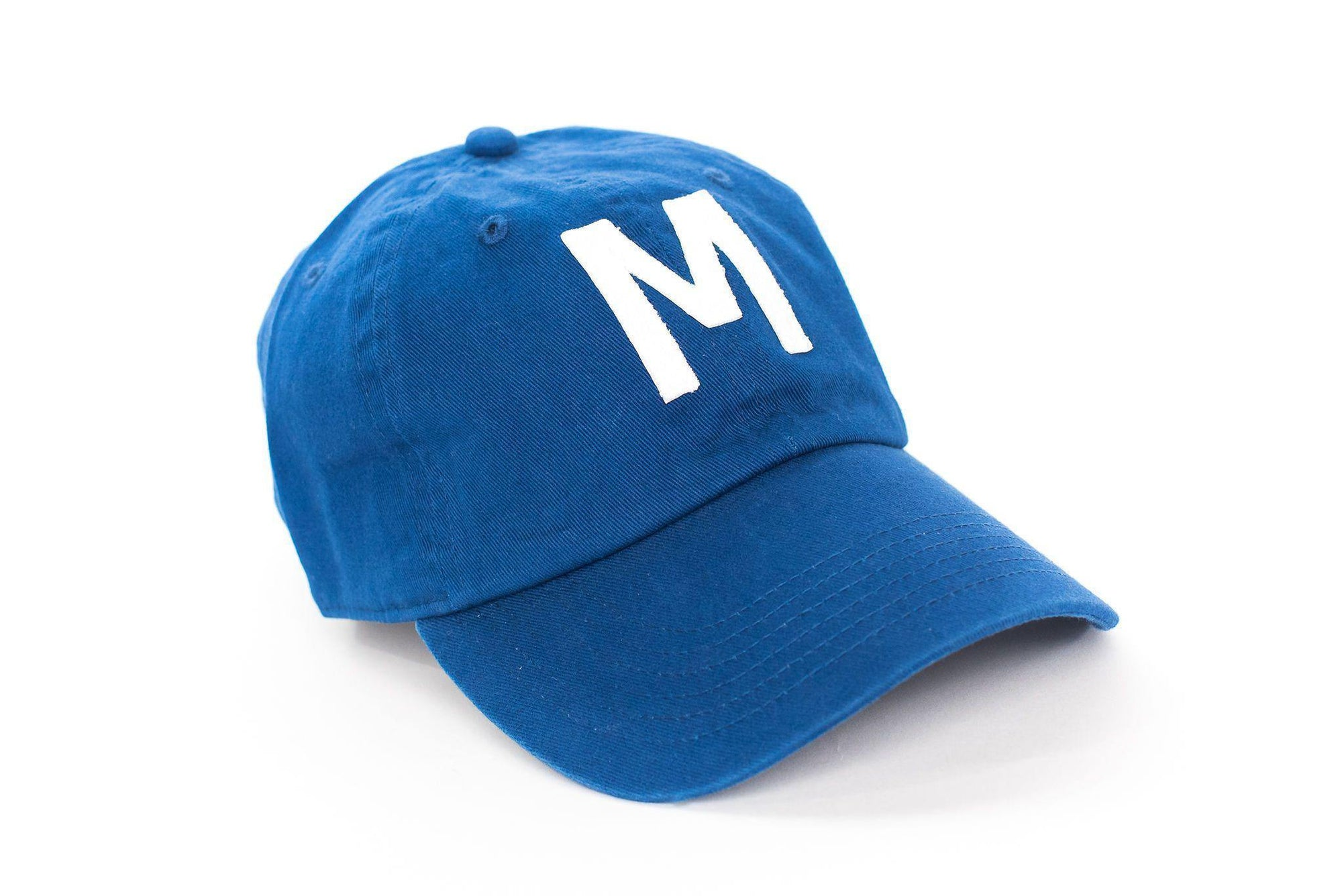 Royal Blue Baseball Hats M