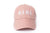 Dusty Rose Mama Hat