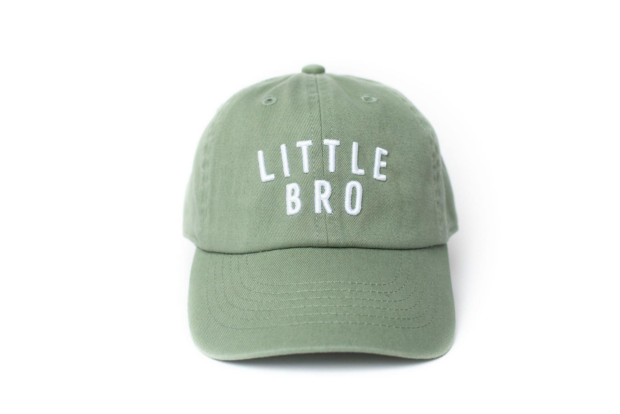 Dusty Sage Little Bro Hat