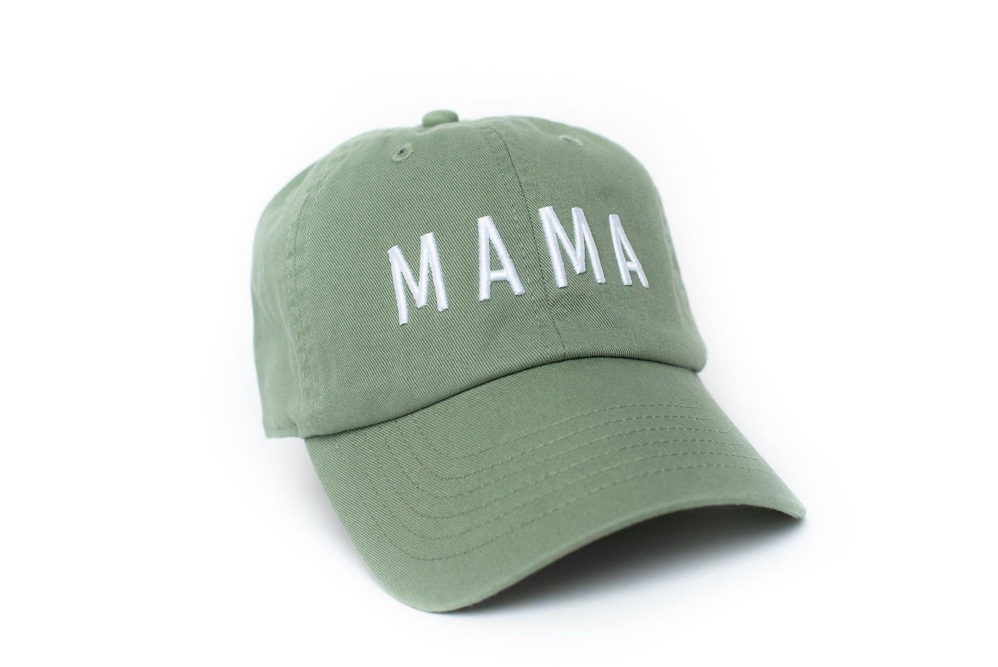 Dusty Sage Mama Hat
