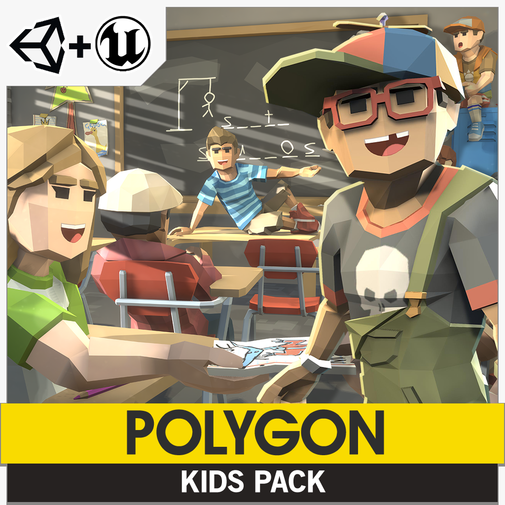 POLYGON - Kids Pack