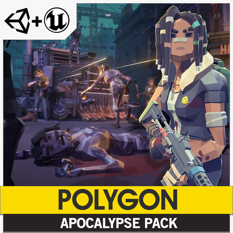 POLYGON - Apocalypse Pack