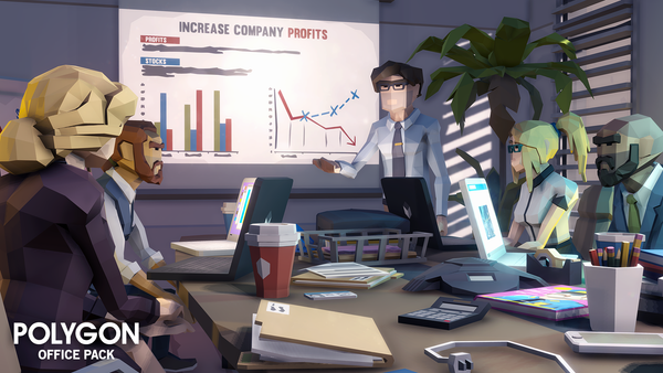 POLYGON - Office Pack